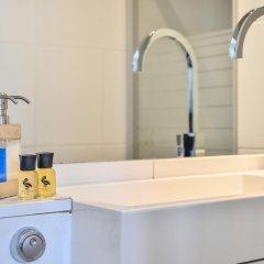 Отель Five Великобритания, Кемптаун - отзывы, цены и фото номеров - забронировать отель Five онлайн ванная