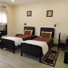 Отель Pearl Of Taj-Homestay 3* Номер Делюкс с 2 отдельными кроватями фото 11