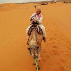 Отель Morocco Desert Trek Марокко, Мерзуга - отзывы, цены и фото номеров - забронировать отель Morocco Desert Trek онлайн развлечения