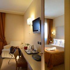 Отель Best Western Rome Airport 4* Стандартный номер с различными типами кроватей