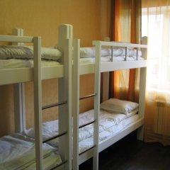 Хостел Иркутск на Желябова Кровать в общем номере с двухъярусной кроватью фото 3