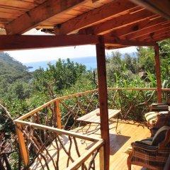 Отель Turan Hill Lounge Улучшенное бунгало