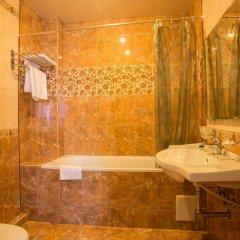 Гостиница Аибга Отель в Красной Поляне 1 отзыв об отеле, цены и фото номеров - забронировать гостиницу Аибга Отель онлайн Красная Поляна ванная фото 2