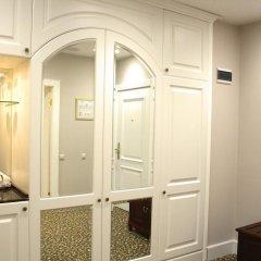 Гостиница Новомосковская 5* Люкс с различными типами кроватей фото 9