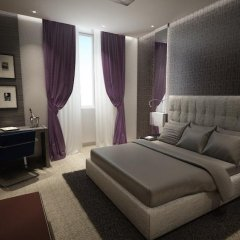 Hotel Condotti 3* Номер Делюкс с различными типами кроватей фото 6
