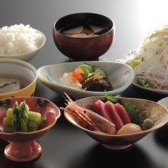 Отель Sachinoyu Onsen Насусиобара питание
