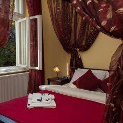 Отель Villa Petra 3* Стандартный номер с двуспальной кроватью фото 7