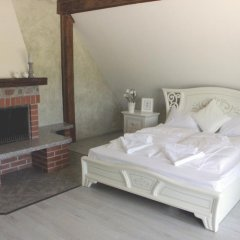 Гостиница Guesthouse Waldhauzen Улучшенный номер разные типы кроватей фото 2