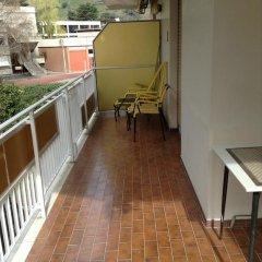 Отель Villa Sabine Меран балкон