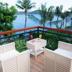 Отель MerPerle Hon Tam Resort 5* Номер Делюкс с различными типами кроватей фото 14