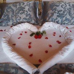 Seaview Faralya Butik Hotel Номер Делюкс с различными типами кроватей фото 28