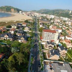 Отель Cosmopol Испания, Ларедо - отзывы, цены и фото номеров - забронировать отель Cosmopol онлайн пляж