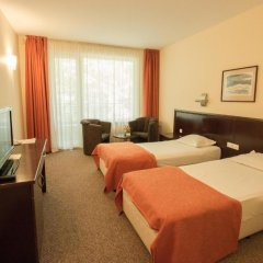 Отель Divesta Болгария, Варна - отзывы, цены и фото номеров - забронировать отель Divesta онлайн комната для гостей фото 5