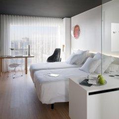 Отель Barceló Sants 4* Номер Делюкс с различными типами кроватей фото 3