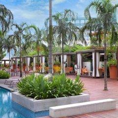 Resorts World Sentosa - Festive Hotel бассейн фото 3