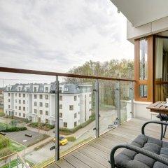 Отель Dom & House Apartamenty Aquarius Сопот балкон