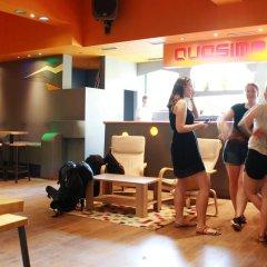 Hostel Quasimodo гостиничный бар