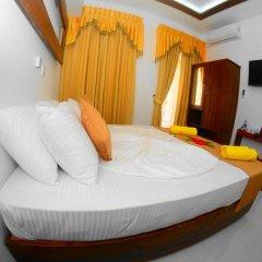 Отель My Holiday Ticket 3* Номер категории Эконом с различными типами кроватей