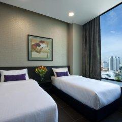 Отель V Lavender Улучшенный номер фото 4