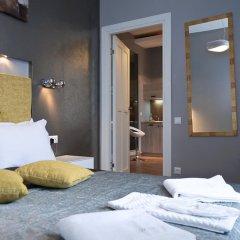 Гостиница Partner Guest House Khreschatyk 3* Улучшенные апартаменты с различными типами кроватей фото 9