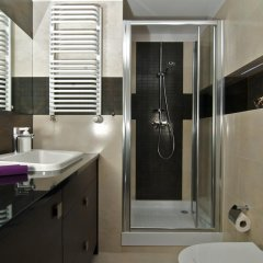 Апартаменты Silver Apartments Студия с различными типами кроватей фото 12