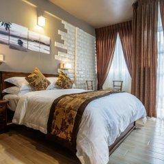 Отель The Vinorva Maldives 3* Номер Делюкс с различными типами кроватей фото 4