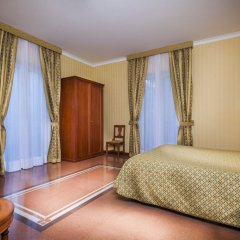Отель Residenza D'Aragona 4* Улучшенный номер с двуспальной кроватью фото 3