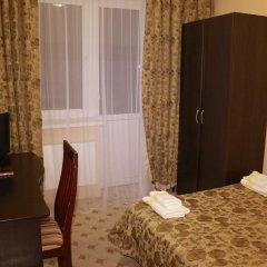 Гостиница Снежный барс Домбай 3* Стандартный номер с двуспальной кроватью фото 3