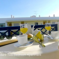 Отель Akisol Albufeira Ocean II балкон