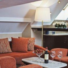 Отель Crown Piast 5* Апартаменты с различными типами кроватей фото 3