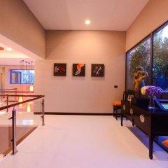 Отель AQUA Villas Rawai 4* Стандартный номер с разными типами кроватей фото 49