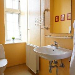 Отель Danhostel Odense City 5* Стандартный номер с различными типами кроватей фото 3