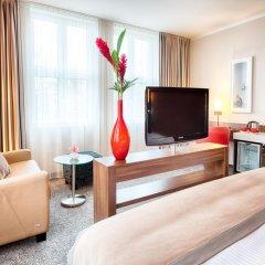 Leonardo Royal Hotel Berlin 4* Стандартный номер с различными типами кроватей фото 7