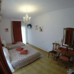 Akrotiri Hotel Студия с разными типами кроватей фото 5