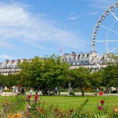 Hotel D'orsay Париж спортивное сооружение