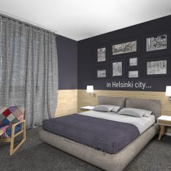 InnCity Hotel by Picnic 3* Стандартный номер с различными типами кроватей фото 6