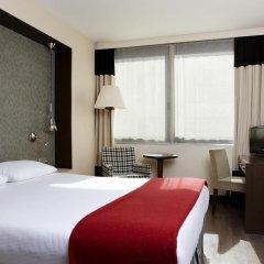 Отель NH Brussels Louise 4* Стандартный номер с разными типами кроватей фото 3