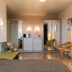 Апартаменты на Егорова Апартаменты с различными типами кроватей фото 21