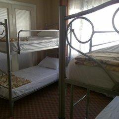 Хостел Castle Кровать в общем номере двухъярусные кровати фото 12