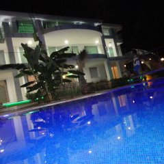 Отель Villa Yalcin бассейн фото 3