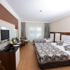 Throne Seagate Resort Hotel – All Inclusive Турция, Богазкент - отзывы, цены и фото номеров - забронировать отель Throne Seagate Resort Hotel – All Inclusive онлайн комната для гостей фото 5