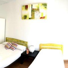 Отель La Palmera Hostal Стандартный номер фото 21