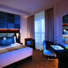 Traders Hotel Qaryat Al Beri Abu Dhabi, by Shangri-la 4* Улучшенный номер с различными типами кроватей фото 2