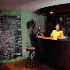 Отель Patong Backpacker Hostel Таиланд, Карон-Бич - отзывы, цены и фото номеров - забронировать отель Patong Backpacker Hostel онлайн гостиничный бар