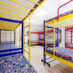 Hostel Veselka - Key2Gates Кровать в общем номере с двухъярусной кроватью фото 3