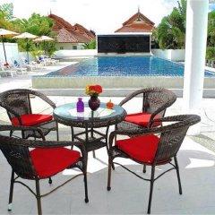 Отель Kamala Paradise 2 bedrooms Town House бассейн