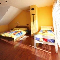 Pozitiv Hostel Студия с различными типами кроватей