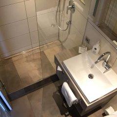 Отель Feringapark Hotel Германия, Унтерфёринг - отзывы, цены и фото номеров - забронировать отель Feringapark Hotel онлайн ванная
