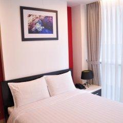 Minh Khang Hotel 3* Стандартный номер с двуспальной кроватью фото 2