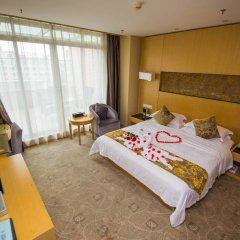 Libo Business Hotel 4* Улучшенный номер с различными типами кроватей фото 6